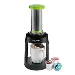 Gourmia manual k-cups coffee maker reviews