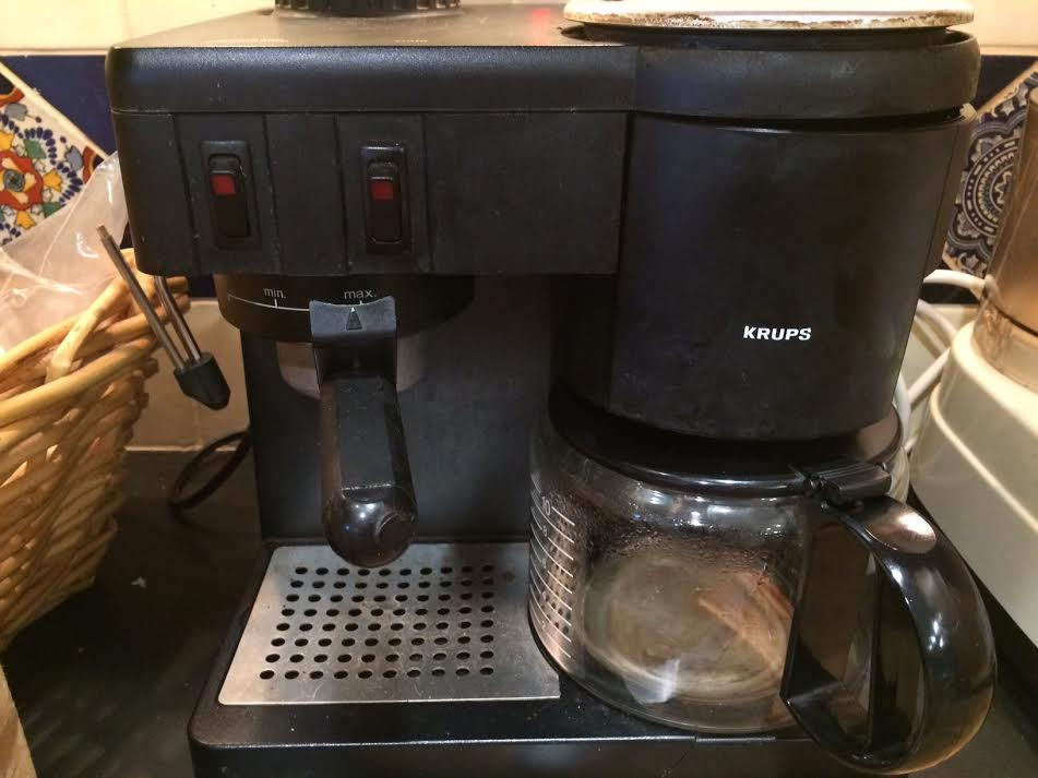 Krups coffee maker the best reviews on net