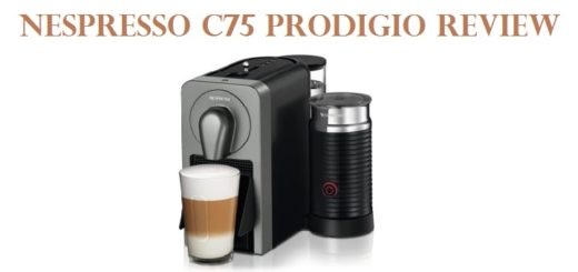 Nespresso Prodigio Review by coffeesupremacy.com