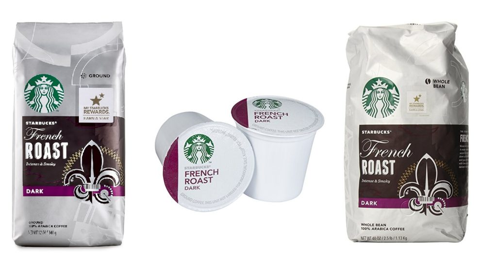 Starbucks French Roast Coffee Review