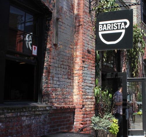 Barista cafe Portland
