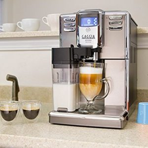 Buy super automatic espresso machine Gaggia anima prestige