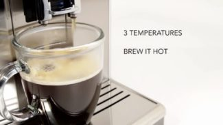 Gaggia Anima Prestige one-touch superautomatic espresso machine