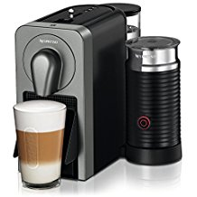 Nespresso prodigio espresso machine review