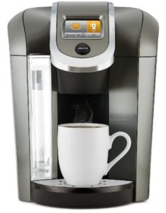 Keurig Coffee Machine with The Largest Water Reserve keurig k575 review