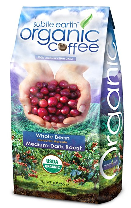 Cafe Don Pablo Coffee Medium-Dark Roast Whole Bean