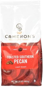 Cameron's Toasted Southern Pecan Whole Bean Coffee