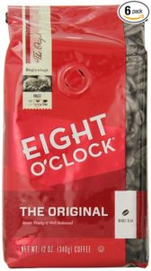 Eight O'Clock The Original Whole Bean Coffee