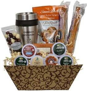 Gourmet Coffee Lover's Basket