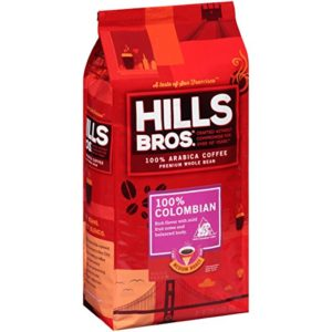 Hills Bros Coffee 100% Colombian