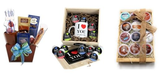 K-Cup Gift Baskets - Perfet ideas for coffee lovers gifts