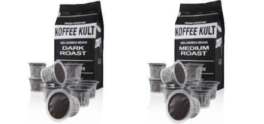 Koffee Kult Dark Roast Capsules Review