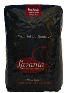 Lavanta Coffee Roasters Indonesia Flores Komodo