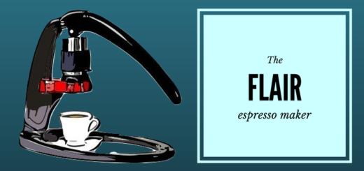 Review Flair manual espresso portable machine