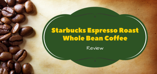 Starbucks Espresso Roast Whole Bean Coffee Review