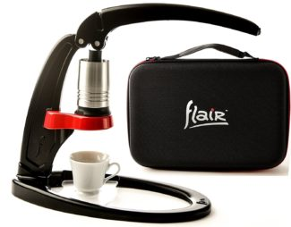 Best portable espresso maker for travel - Flair