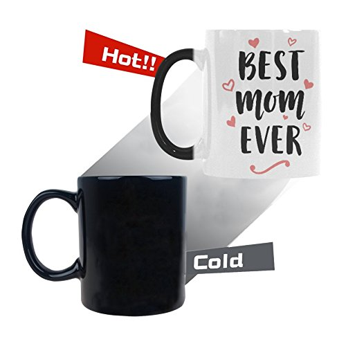 Best Mom Ever Color Changing Mug