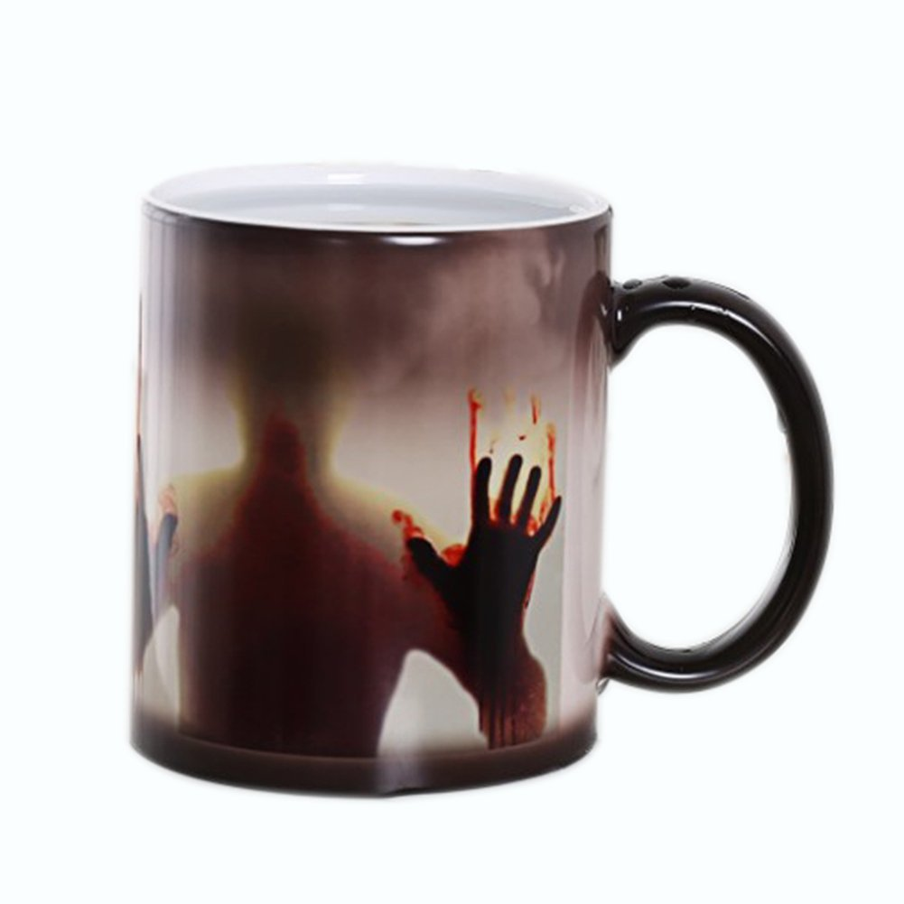 Creepy Coffee Mug