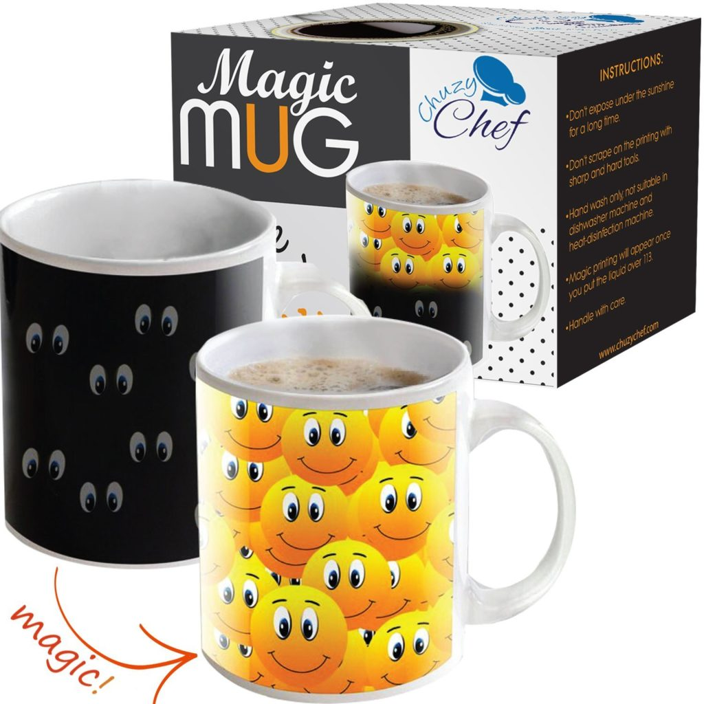 Magic Heat Mug