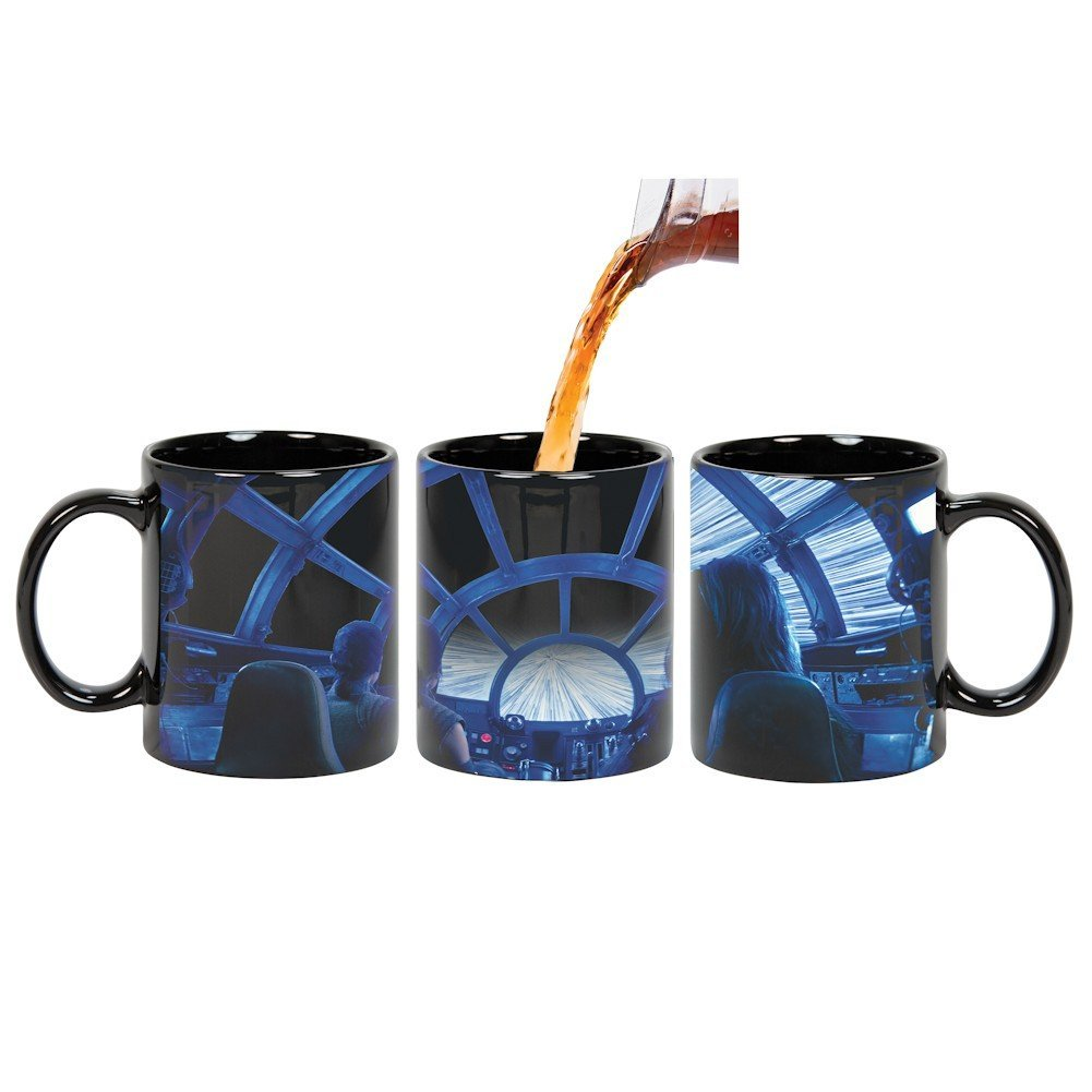 Star Wars Heat Changing Coffee Mug
