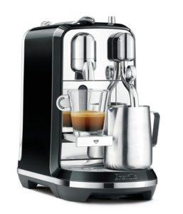 Breville Nespresso Creatista vs Creatista Plus