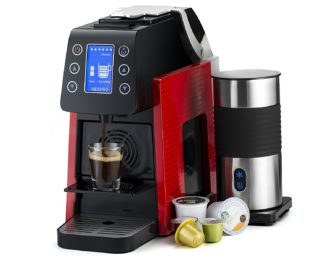 Gourmia GCM5000 coffee machine review