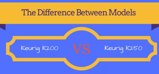 Keurig K200 vs Keurig K250