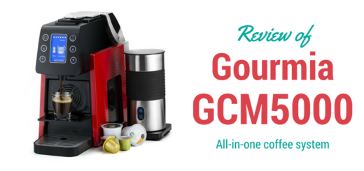 We review one of the best all in one brewing system Gourmia GCM 5000