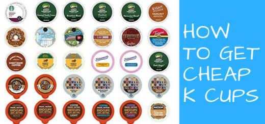 Cheap K Cups find them and buy them all