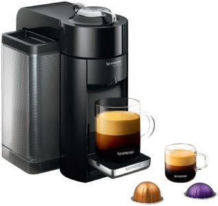 Nespresso VertuoLine vs Inissia