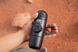Minipresso ns portable espresso maker