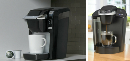 Small Keurig coffee machine