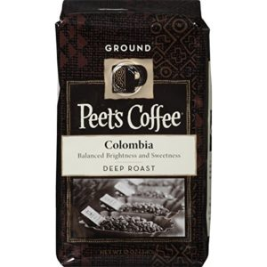 Peet's Coffee Colombia Dark Roast Ground Coffee