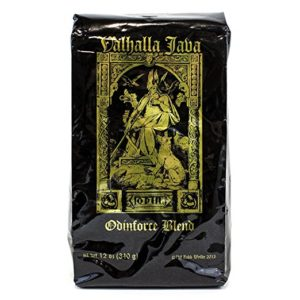 Valhalla best dark roast coffee