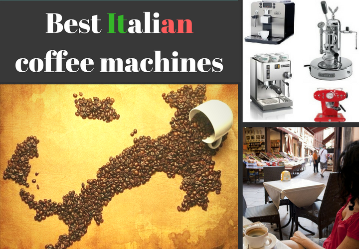 Best Italian espresso coffee machines