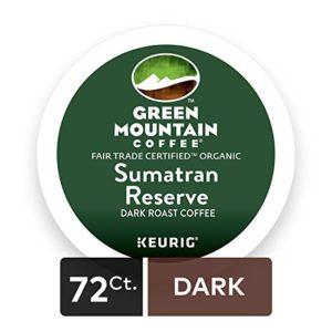 Best organic dark roast coffee K-Cups