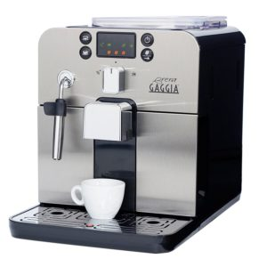 Italian brands coffee machine Gaggia