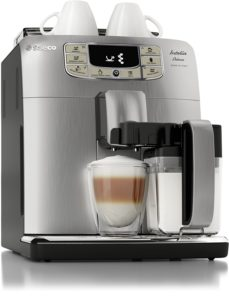 Saeco  Intelia Deluxe espresso machine review