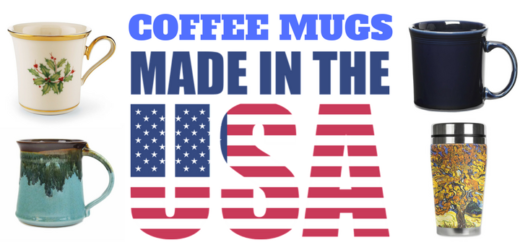 Coffee mugs made in USA