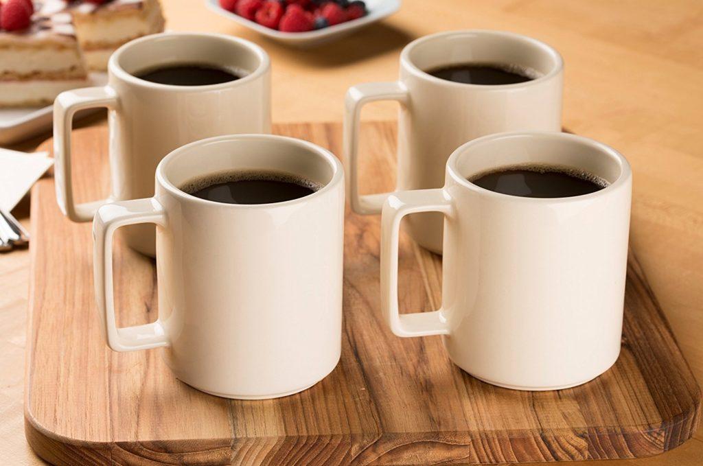 Coffee mugs made in USA ceramic