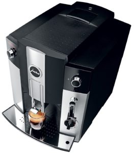Jura Impressa coffee machine review C60 C65