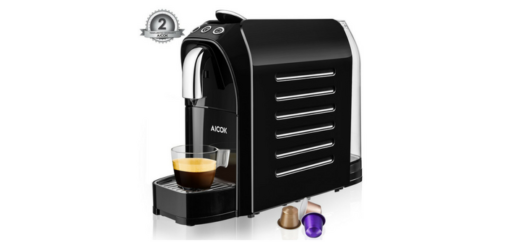 Aicok espresso maker review
