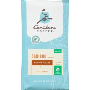 Caribou decaf coffee - best tasting ground decaf coffee
