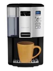 Cuisinart DCC-3000 comparison with DCC-3200, DCC-3400 and DCC-3750