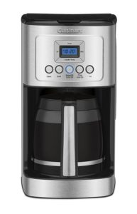 Cuisinart DCC-3200 review and comparison with other Cuisinart coffee maker models
