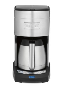 Difference between Cuisinart coffee machines DCC-3750 and other models