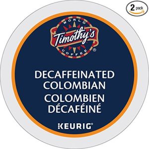 Decaf Colombian K-Cup Coffee