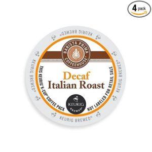 Decaf Italian Roast K-cup