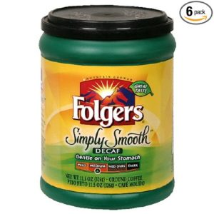 Folgers Decaffeinated Ground Coffee Review