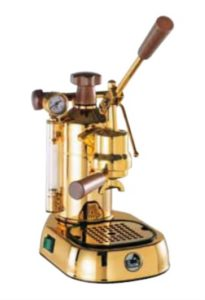 Great espresso lever machine La Pavoni PPG-16 Professional